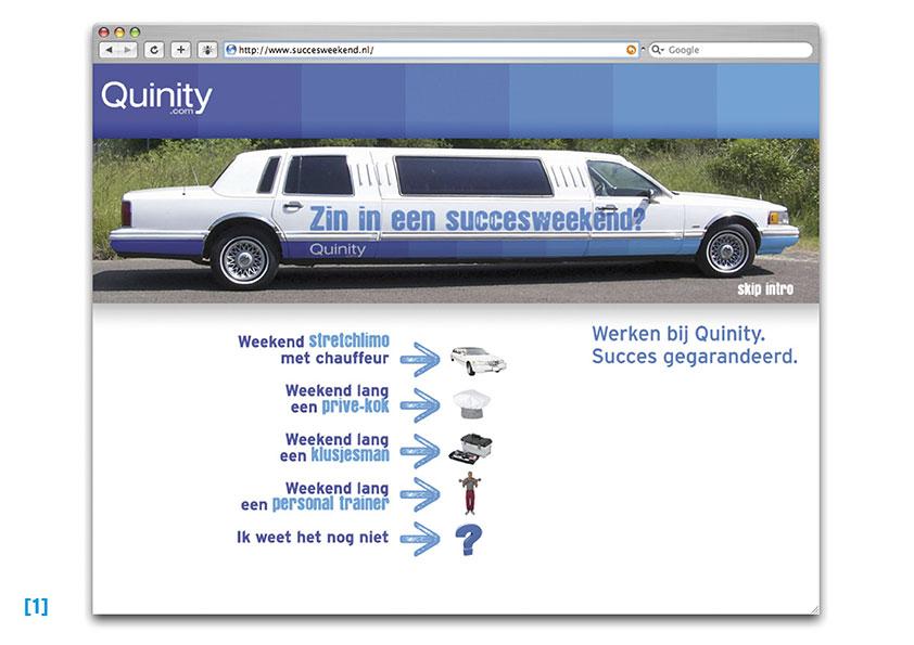 website maken online content productie