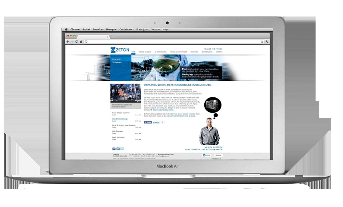 creatieve website contentproductie maken inspiratie creatie